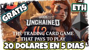 Gods unchained en español