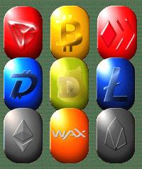 Cryptomedallas unidas