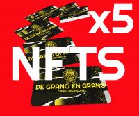 Pack nfts x5